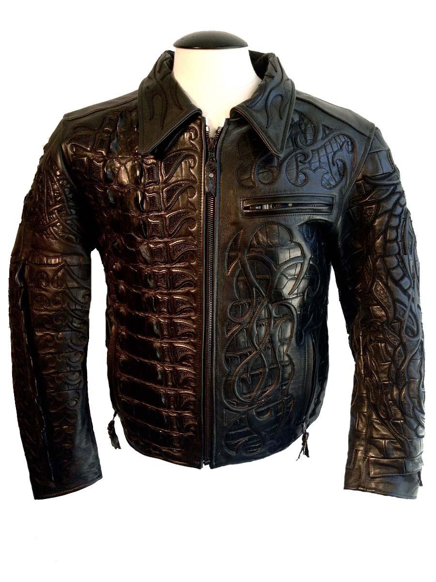 Эксклюзивные Мужские Куртки Купить
