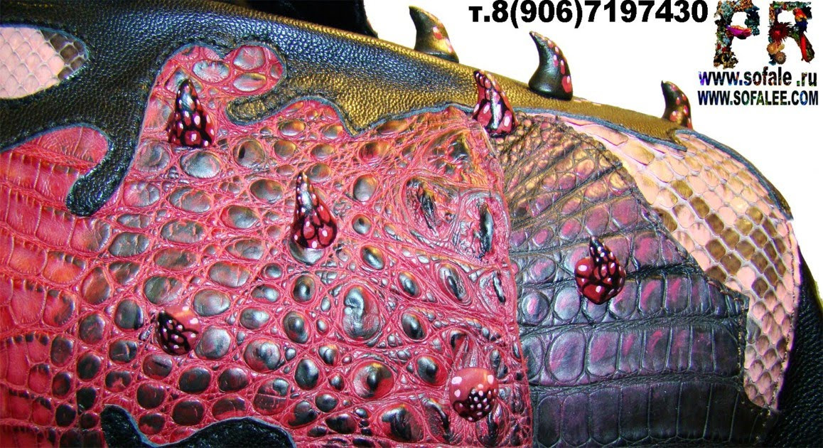 женская куртка из кожи крокодила питона 5