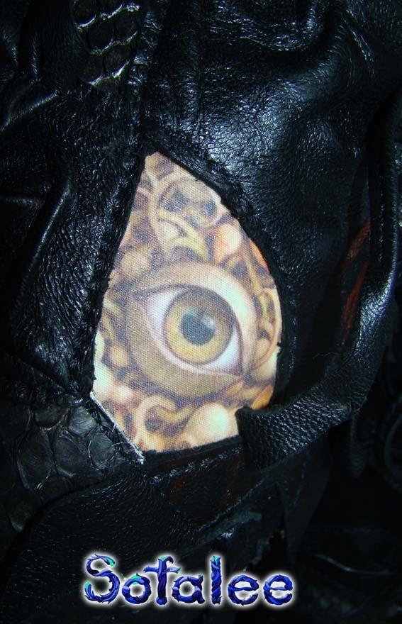 куртка из питона и наппа 14