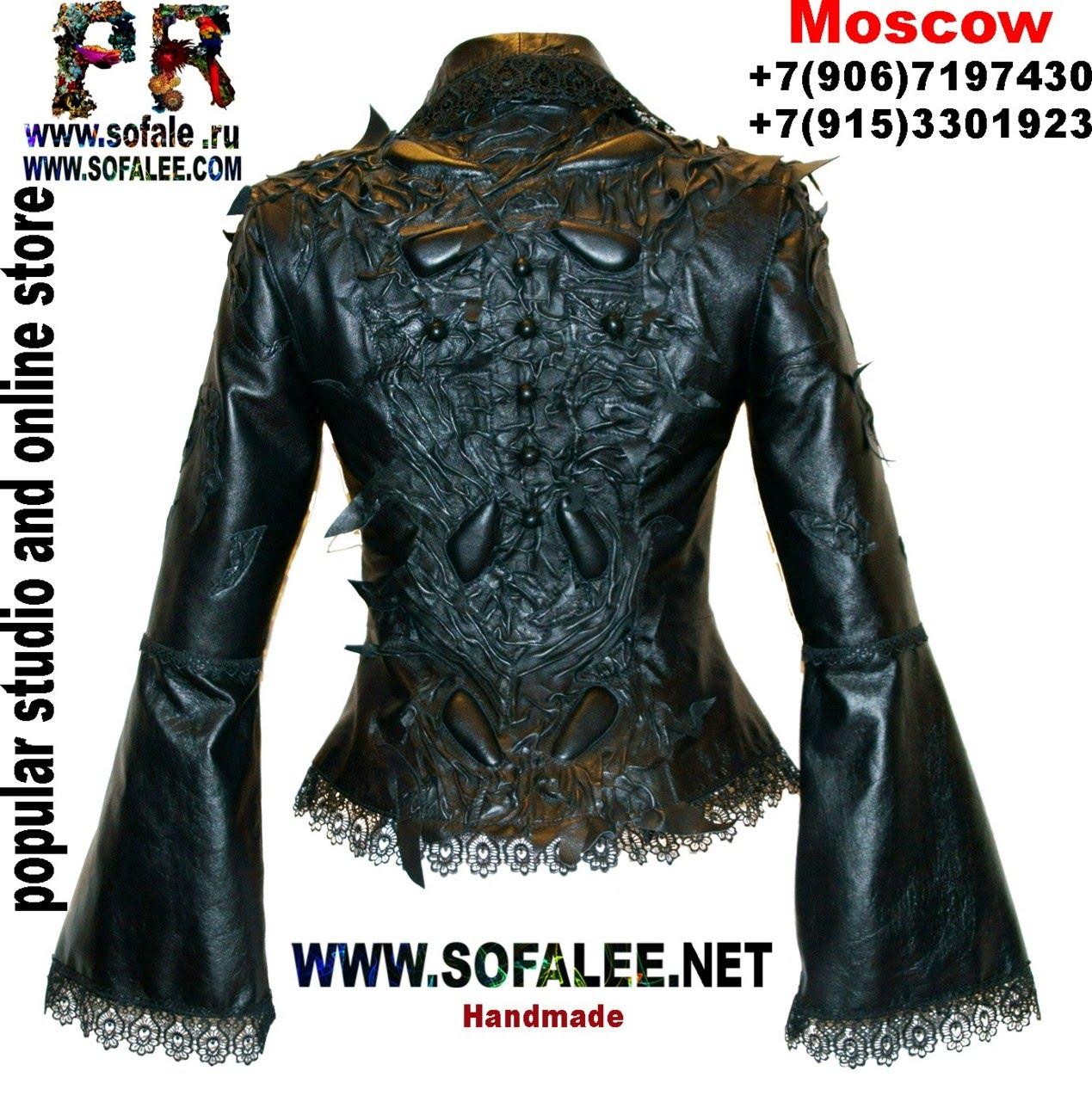 куртка из кожи 2