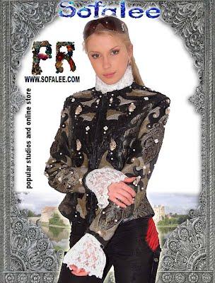 Эксклюзивная одежда из кожи и меха от Sofalee