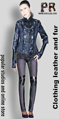 девушка высокая,красивая,стройная в куртке из натуральной кожи