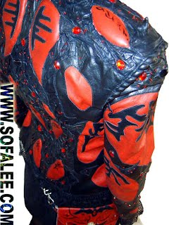 Online store leather jackets