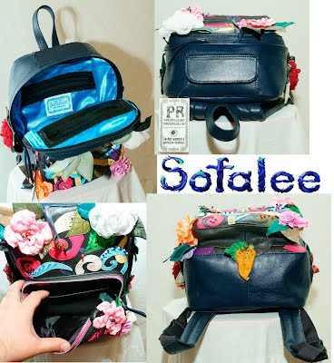 genuine leather backpack 001