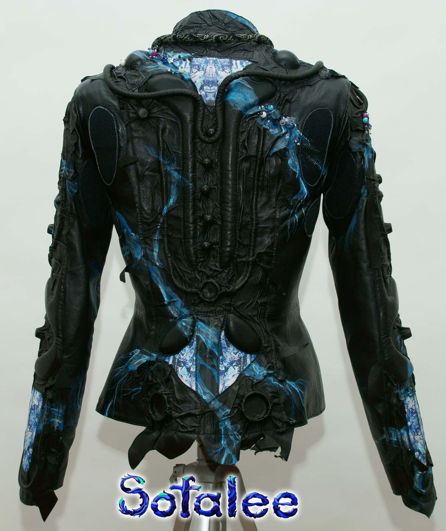 куртка из кожи 3