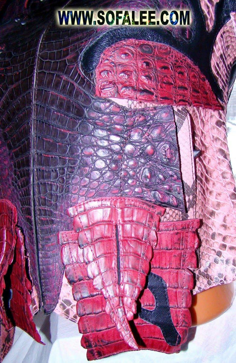 деталь крокодил