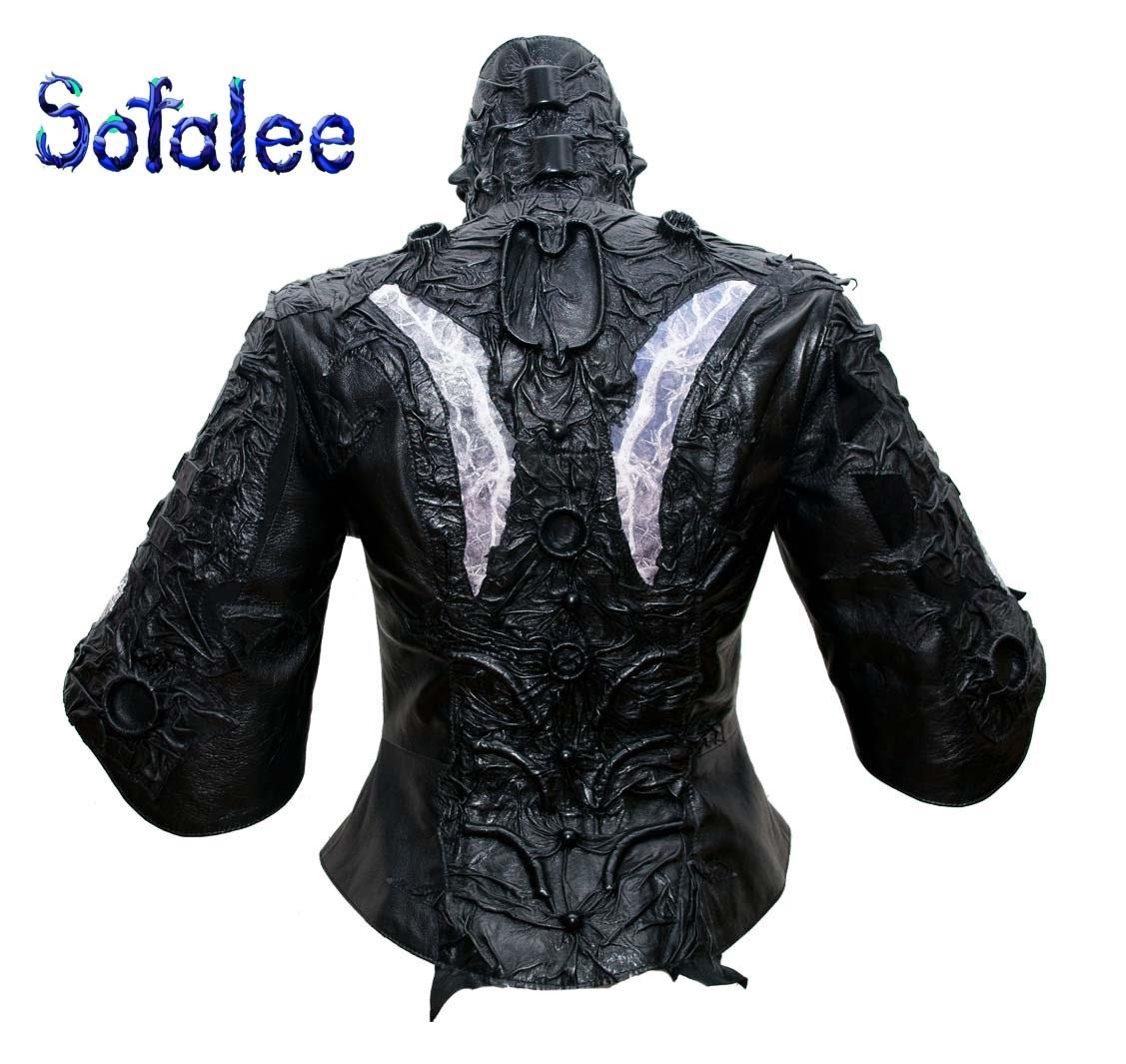 стильная куртка из кожи 02