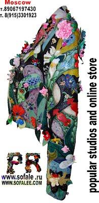 Молодежная куртка из кожи фото 8