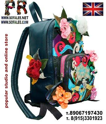 genuine leather backpack 00