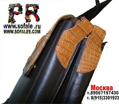 сумка из крокодиловой кожи для мужчин фото 02