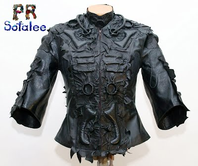 куртки кожаные на пошив заказ