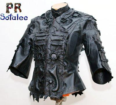 куртки женские  кожаные на пошив заказ 1