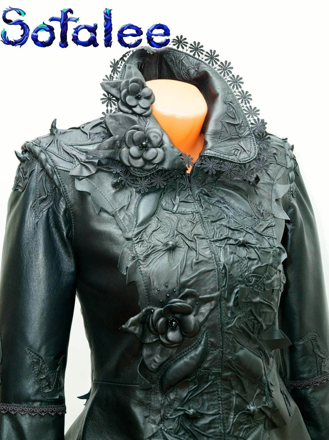 womens leather jacket 4