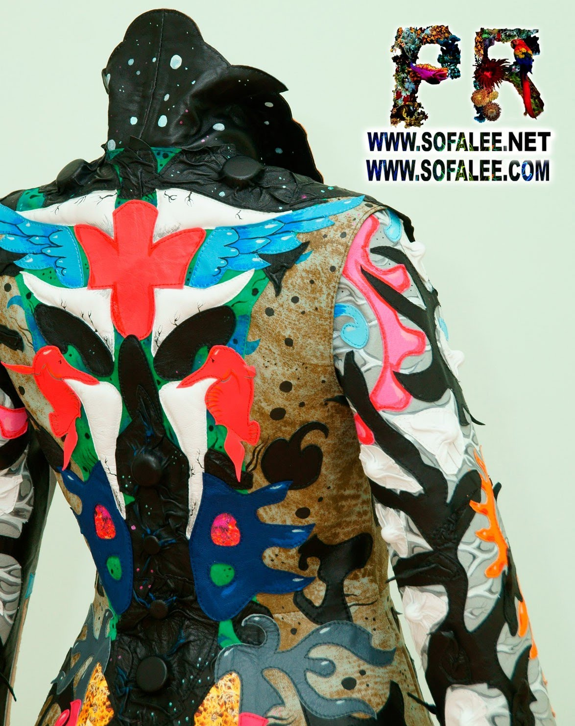 роскошная кожаная куртка женская 0000001