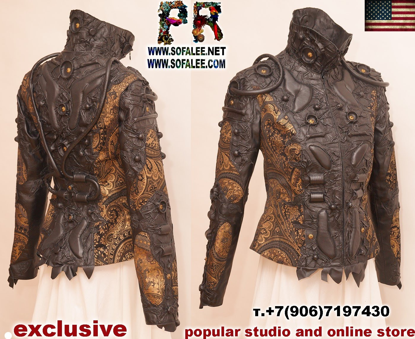 exclusive leather jackets 000