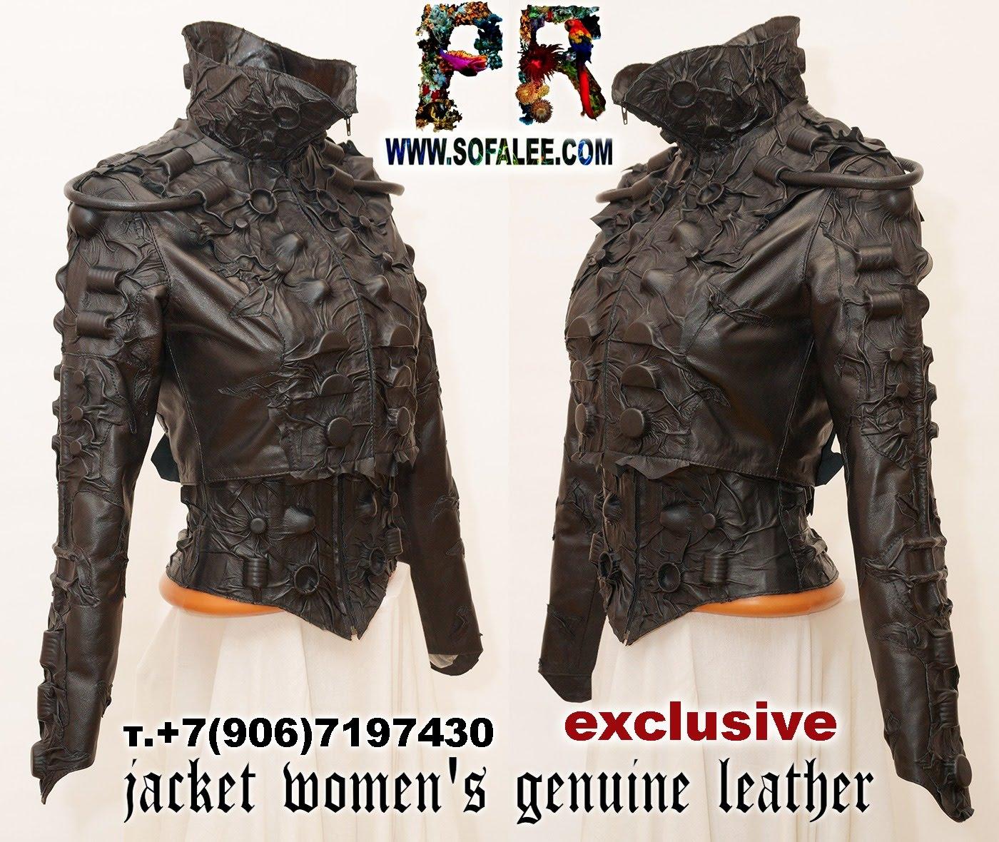 black women's genuine leather bolero corset collar 0