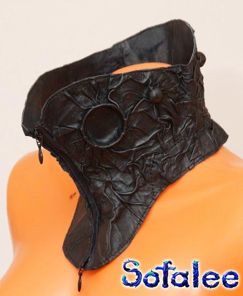 detacheble collar