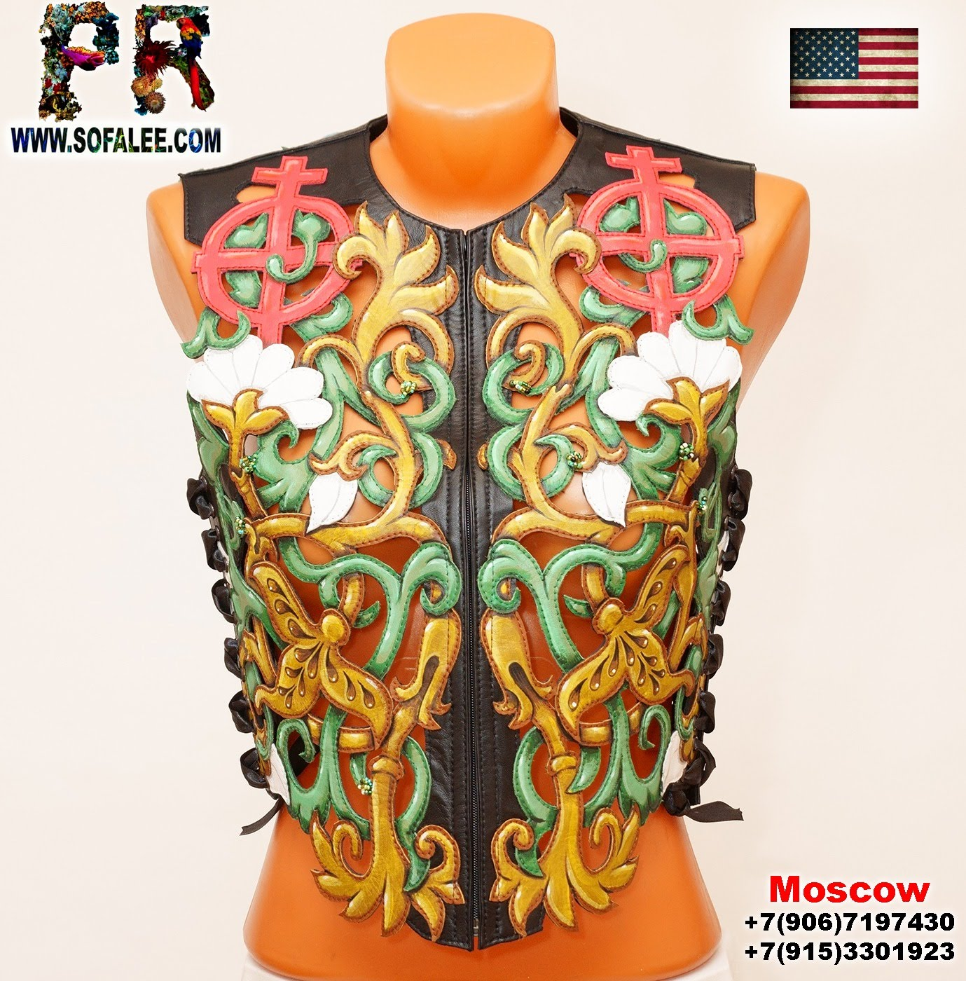 leather vest 02