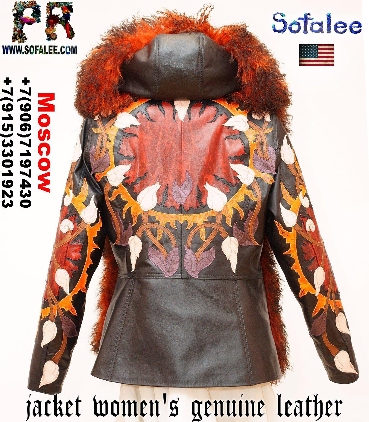 куртка из меха ламы 01